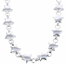 Tiffany & Co. Star Silver Necklace 297256