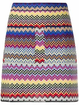 M Missoni юбка в полоску 2DH001412K0066