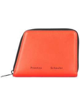 Proenza Schouler кошелек трапециевидной формы на молнии S00142C192F