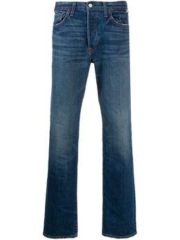 Re/Done джинсы кроя слим с эффектом потертости 3013MSTR32