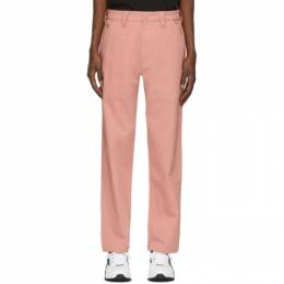 Billionaire Boys Club Pink Painter Trousers B20213