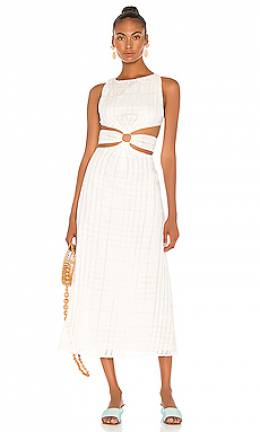 Макси платье izabel - Cult Gaia 50182L12