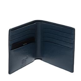 Montblanc Black Leather Meisterstuck Bifold Wallet 299105