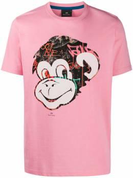 Ps by Paul Smith футболка Graffiti Monkey M2R011RAP1894