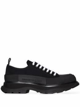 Alexander McQueen кроссовки Tread Slick на шнуровке 604257W4L32