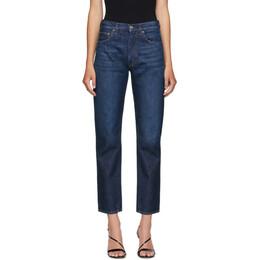 Toteme Indigo Original Jeans 193-232-742