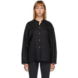 Toteme Black Moncton Shirt 203-755-720