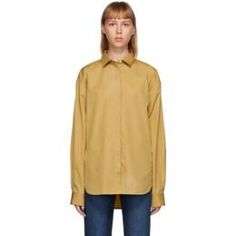 Toteme Yellow Lago Shirt 203-752-710