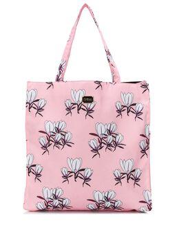 Furla сумка-тоут с цветочным принтом 1055641
