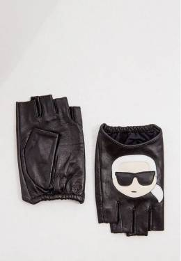 Митенки Karl Lagerfeld 205W3603