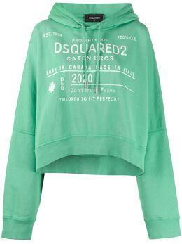 Dsquared2 худи с логотипом S75GU0311S25030