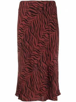 Rails юбка миди Veda с принтом 9232191615