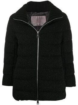 Herno фактурная куртка на молнии PI052DR33272