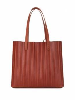 Mansur Gavriel плиссированная сумка-тоут WR20H003KD