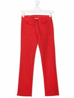 Stella McCartney Kids джинсы прямого кроя 601254SPK17
