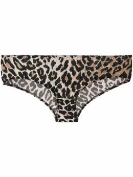 Dolce&Gabbana трусы-брифы с леопардовым принтом N70017O0009