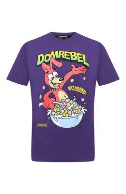 Хлопковая футболка Dom Rebel CEREAL/B0X T-SHIRT