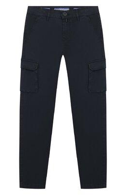 Хлопковые брюки-карго Jacob Cohen IKE J-10009-S