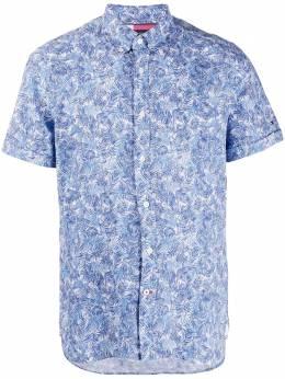 Tommy Hilfiger рубашка с принтом MW0MW14488