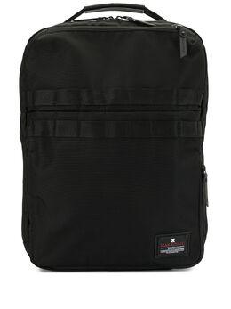 Makavelic рюкзак Flea с нашивкой-логотипом 312010109BK