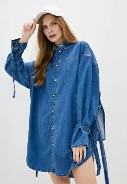 Платье джинсовое Diesel 00SH2R0NAUA