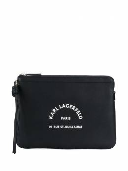 Karl Lagerfeld клатч Rue St Guillaume 205W3235999