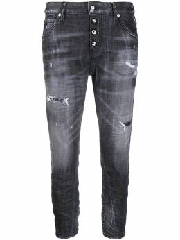 Dsquared2 укороченные джинсы Cool Girl S75LB0344S30357