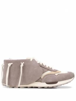 Visvim кроссовки со вставками 0120101001006000
