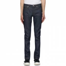 A.P.C. Indigo Petit New Standard Jeans COZZI-M09047