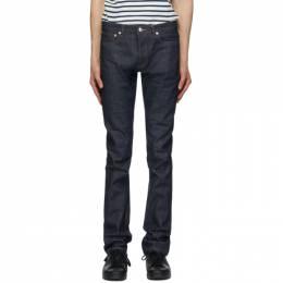 A.P.C. Blue Petit Standard Jeans CODBS-M09002