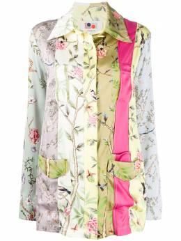 Ports 1961 пижамная рубашка PW220HLS82FVIP025