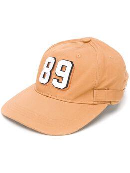 Dorothee Schumacher бейсбольная кепка с вышивкой 89 951401