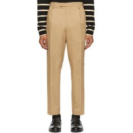Barena Beige Masco Trousers PAU2766 2542