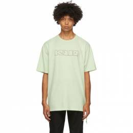 Ksubi Green Sign of the Times T-Shirt 43500