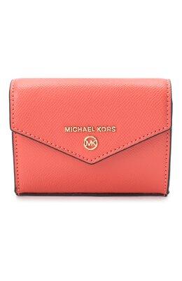 Кожаный кошелек на цепочке MICHAEL Michael Kors 32S0GT9C0L