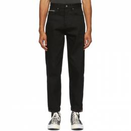 Ksubi Black Selvedge Chitch Jeans 34580