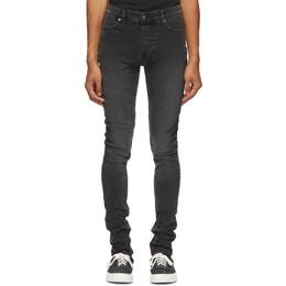 Ksubi Black Van Winkle Rookie Jeans 30820