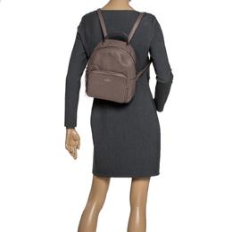 Kate Spade Old Rose Leather Jackson Backpack 301509