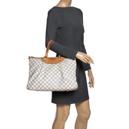 Louis Vuitton Damier Azur Canvas Siracusa GM Bag 301327