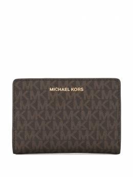 MICHAEL Michael Kors большой кошелек с логотипом 34F9GF6D6B