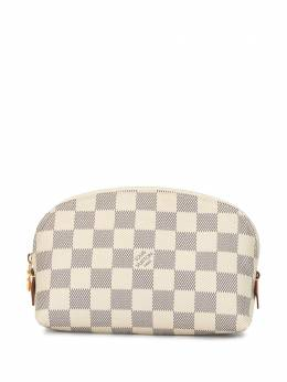 Louis Vuitton косметичка Damier pre-owned N60024