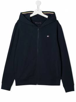 Tommy Hilfiger Junior худи в полоску KB0KB05652
