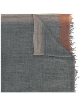 Fashion Clinic Timeless кашемировый шарф с бахромой I10082C8L170