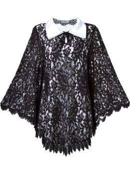 Martha Medeiros lace overlay dress IN16VE03