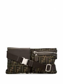 Fendi Pre-Owned сумка через плечо с узором Zucca 7VA280AWM1282384