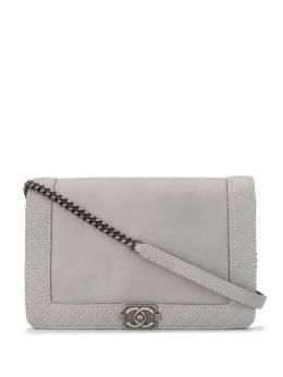 Chanel Pre-Owned сумка на плечо Boy 20542