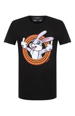 Хлопковая футболка Dom Rebel HUMPER/T-SHIRT