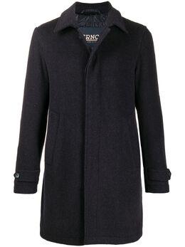 Herno однобортное пальто CA0117U33265