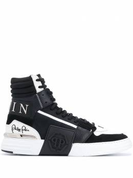 Philipp Plein высокие кроссовки Phantom Kicks F20SMSC2839PXV001N