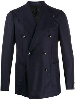 Tagliatore двубортный пиджак GPL20K06UEG307